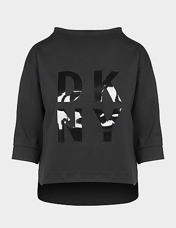 DKNY Stacked Logo Sweatshirt