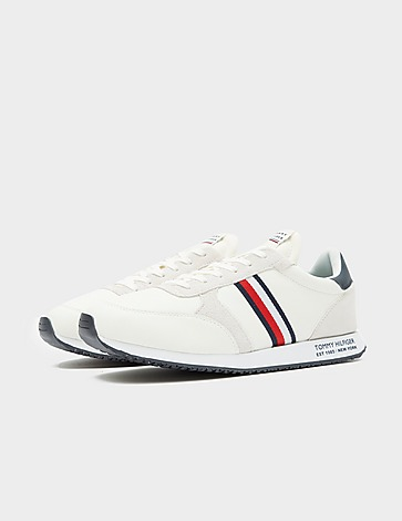 Tommy Hilfiger Signature Panel Trainers