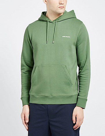 Norse Projects Vagn Classic Logo Hoodie