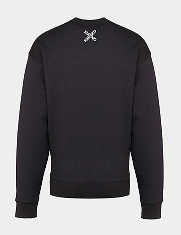 KENZO Large Cross Logo Sweatshirt