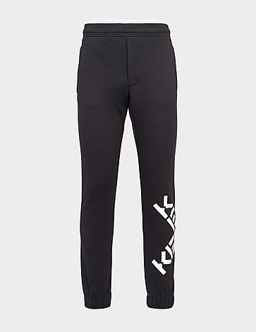 KENZO Large Cross Logo Track Pants
