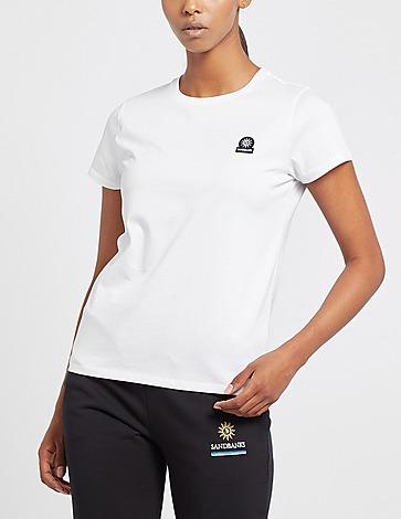 Sandbanks Core Small Logo T-Shirt