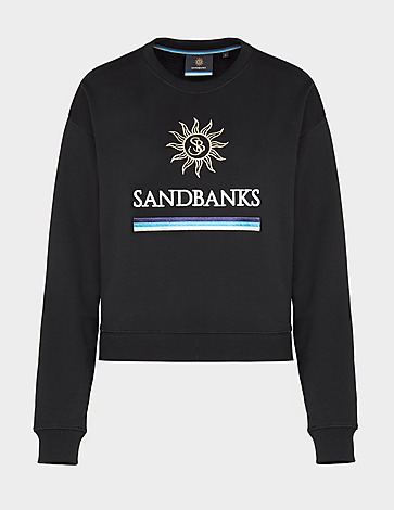 Sandbanks Logo Sweatshirt