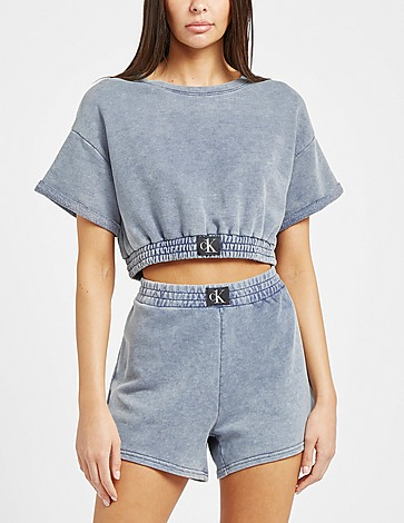 Calvin Klein Authentic Crop T-Shirt