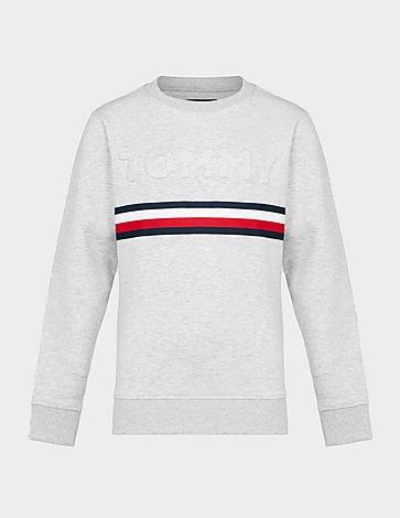 Tommy Hilfiger Embossed Sweatshirt