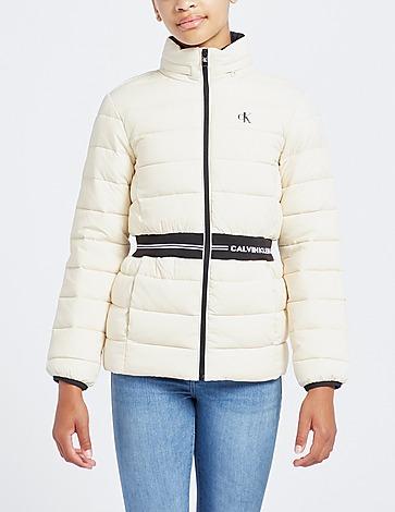 Calvin Klein Jeans Logo Belt Jacket