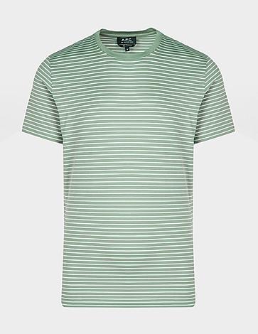 A.P.C Thin Stripe T-Shirt