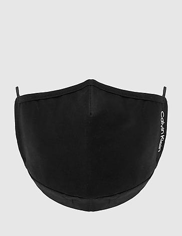 Calvin Klein Side Logo Face Mask