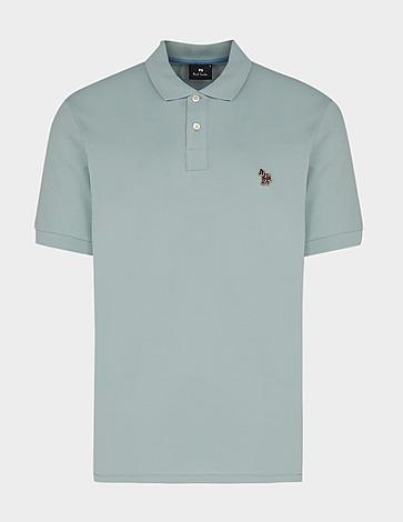 PS Paul Smith Basic Zebra Polo Shirt