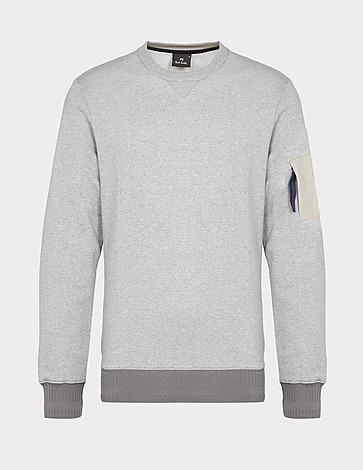 PS Paul Smith Arm Pocket Crew Sweatshirt
