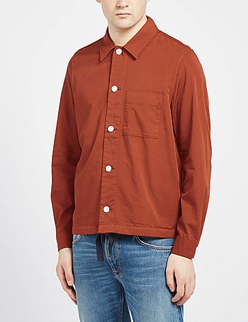 PS Paul Smith Cotton Casual Overshirt