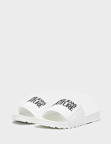 Versace Jeans Couture Plate Logo Slides