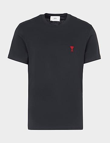 AMI Paris Red Heart T-Shirt