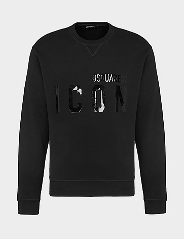 Dsquared2 Icon Gloss Sweatshirt