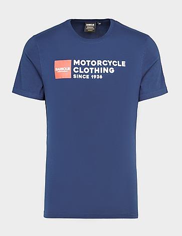 Barbour International Small Block T-Shirt
