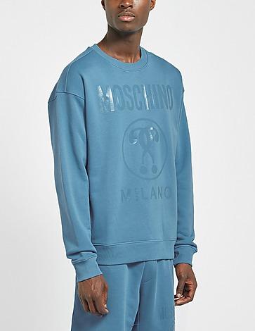 Moschino Milano Tonal Logo Sweatshirt