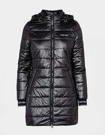 Calvin Klein Womenswear Essential Serena Long Puffer Jacket