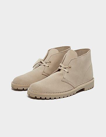 Clarks Originals Desert Rock Suede Boots