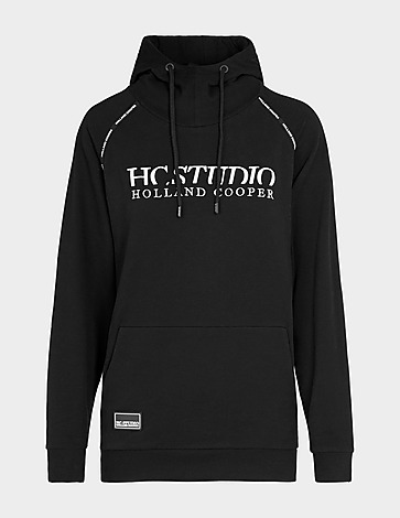 Holland Cooper Studio Tape Hoodie