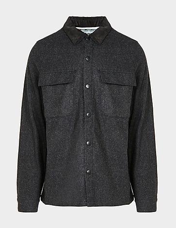 Barbour International Peter Wool Overshirt