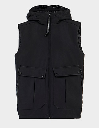 CP Company Goggle Hooded Gilet