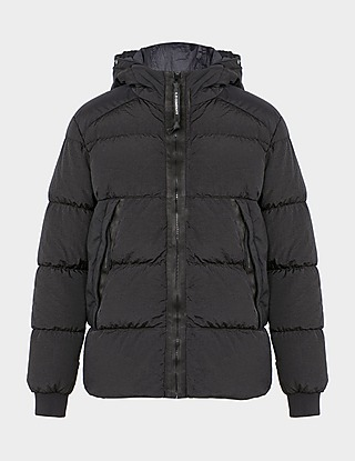 CP Company Goggle Hooded Puffer