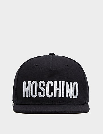 Moschino Large Logo Cap