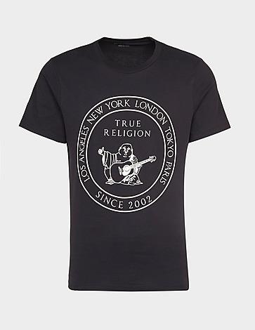 True Religion Circle Buddah T-Shirt