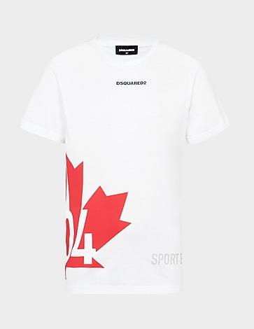 Dsquared2 Sport Leaf T-Shirt