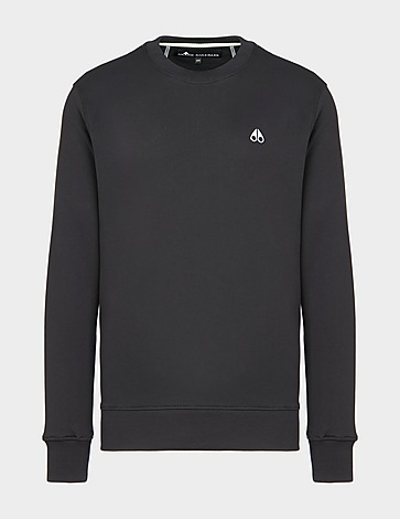 Moose Knuckles Small Badge Sweatshirt