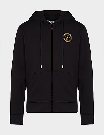 Versace Jeans Couture V Medallion Hoodie
