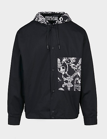 Versace Jeans Couture Baroque Nylon Jacket