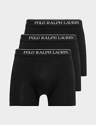 Polo Ralph Lauren 3-Pack Trunks