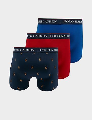 Polo Ralph Lauren 3 Pack Trunks