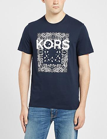 Michael Kors Paisley Block T-Shirt