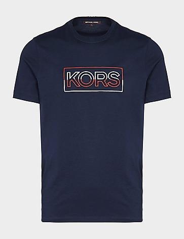 Michael Kors Embossed Logo T-Shirt