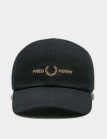 Fred Perry Linear Logo Cap