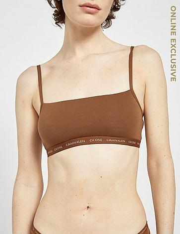 Calvin Klein Underwear One 2 Pack Tonal Strap Bra