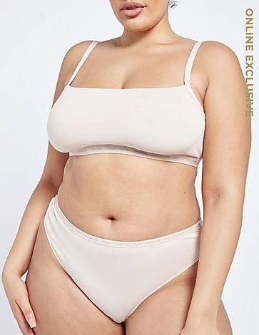 Calvin Klein Underwear Curve CK One 2 Pack Tonal Bra