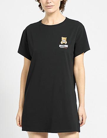Moschino Under Bear T-Shirt Dress