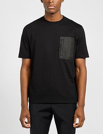 Lanvin Zip Pocket T-Shirt