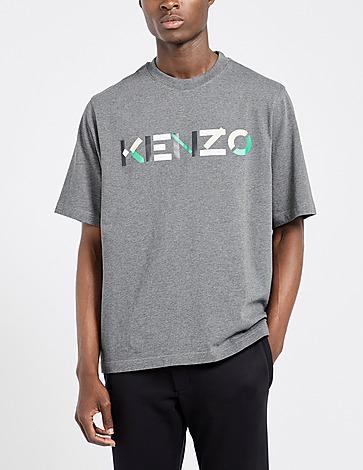 KENZO Multi Colour Logo T-Shirt