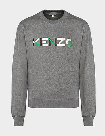 KENZO Multi Coloured Logo Sweatshirt