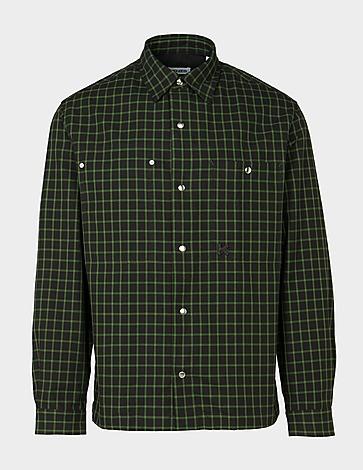 KENZO Check Overshirt