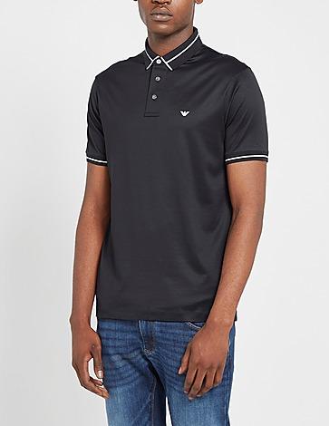 Emporio Armani Merc Tipped Polo Shirt