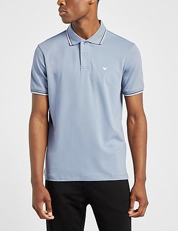 Emporio Armani Core Tipped Polo Shirt