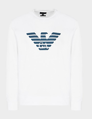 Emporio Armani Core Eagle Crew Sweatshirt