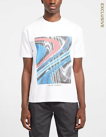Unlike Humans Bonded Plain T-Shirt