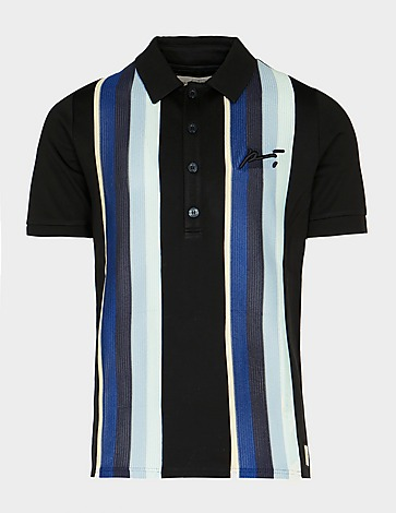 Prevu Studio Irwin Panel Polo Shirt