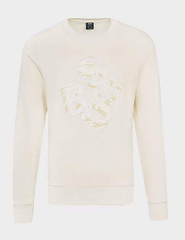BOSS 3D Letters Sweater